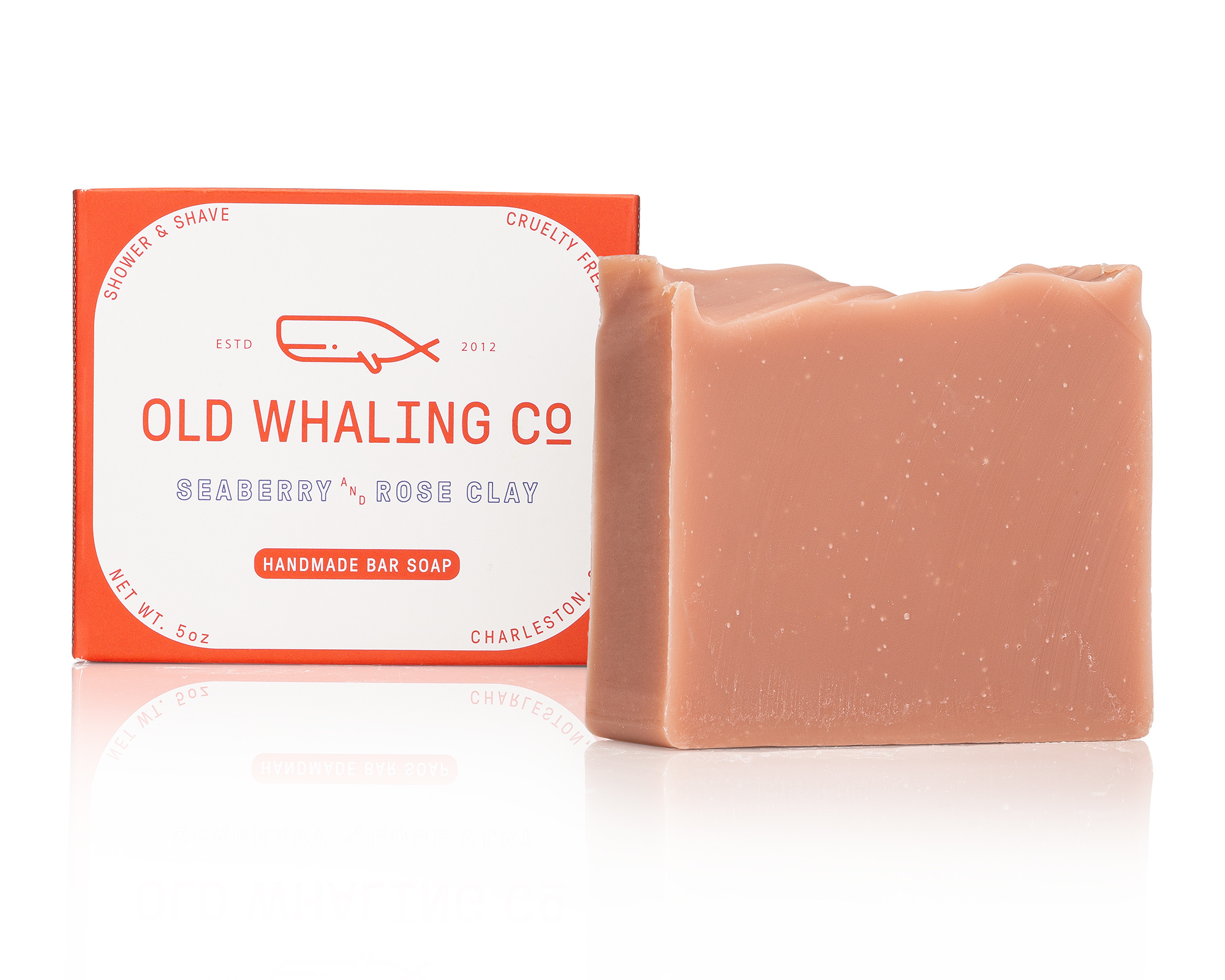 Old Whaling Company Old Whaling Company Bar Soaps - Multiple Scents