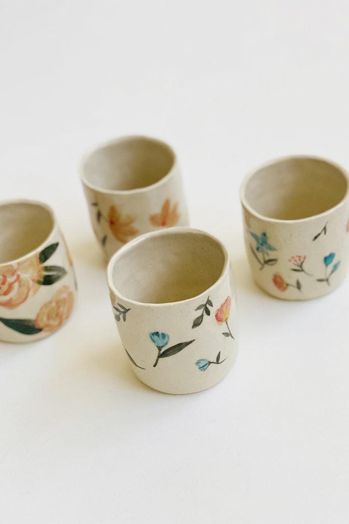 Alice Cheng Studio Garden Cups