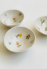 Alice Cheng Studio Small Porcelain Garden Dishes