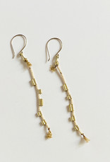 Satomi Studio Satomi Studio Transition Earrings in Cream