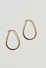 Melissa Joy Manning Melissa Joy Manning Small Tear Drop Hoops