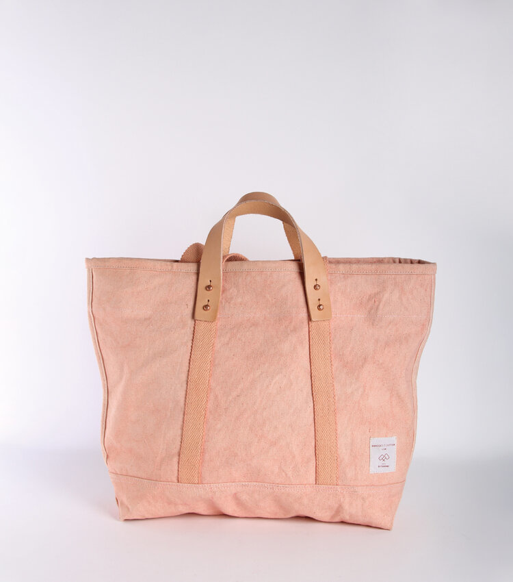Fleabags Fleabags East West Canvas Tote