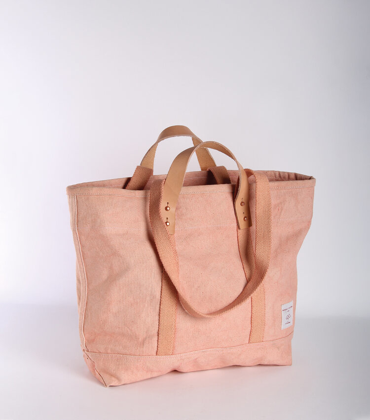 Fleabags Fleabags East West Canvas Tote- Multiple Colors