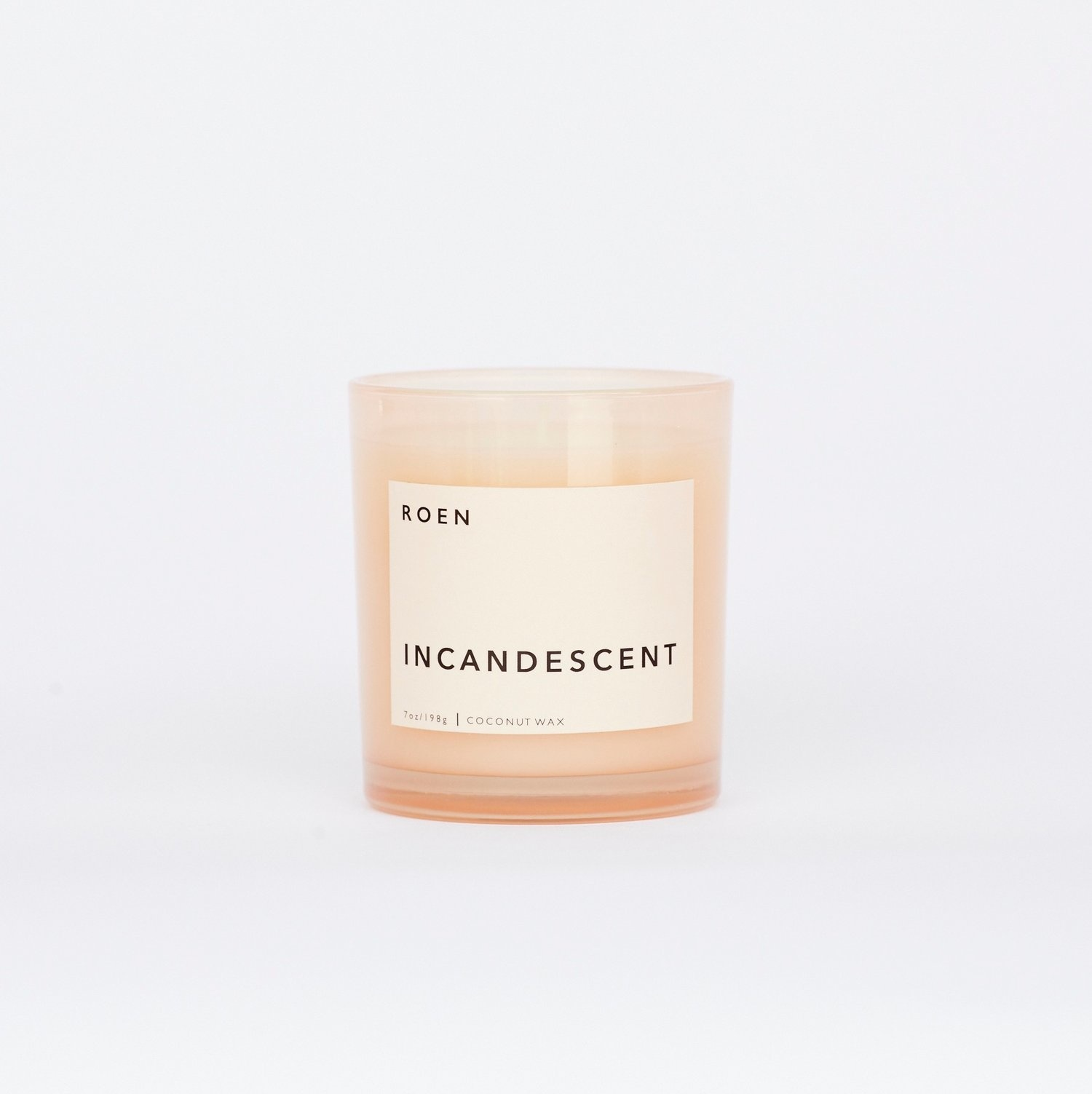 Roen Coconut Wax Scented Candle 7 oz - Multiple Scents