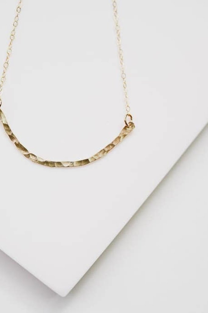 Devi Arts Collective Devi Arts Collective Gold Fill Branch Necklace