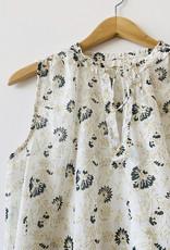 CP Shade Michi Sleeveless V Neck Dress