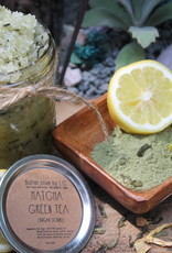 Butter Love by L.C. Matcha Green Tea Scrub