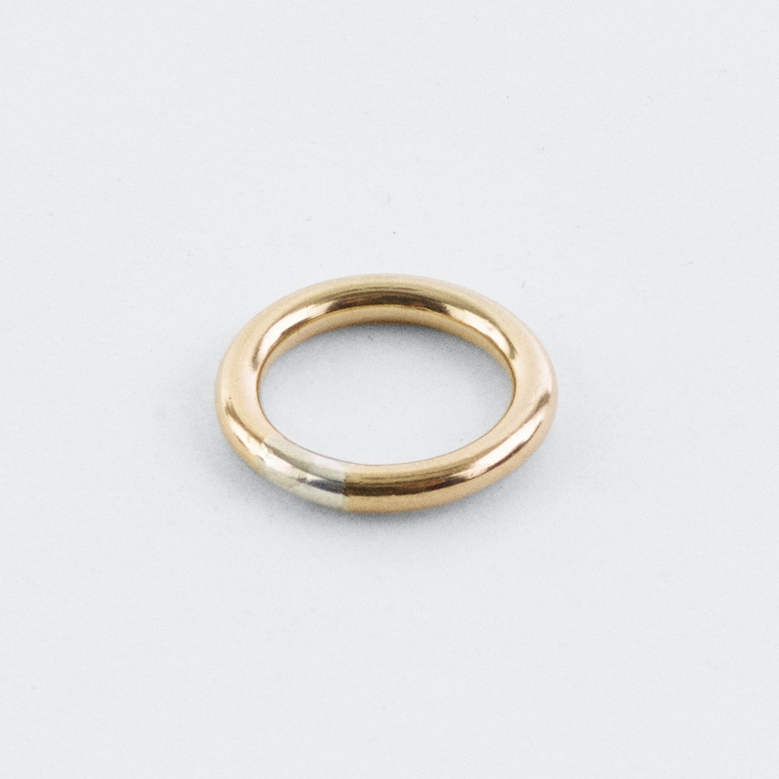 Annika Innez R98 Ring Gold Fill/Sterling Silver