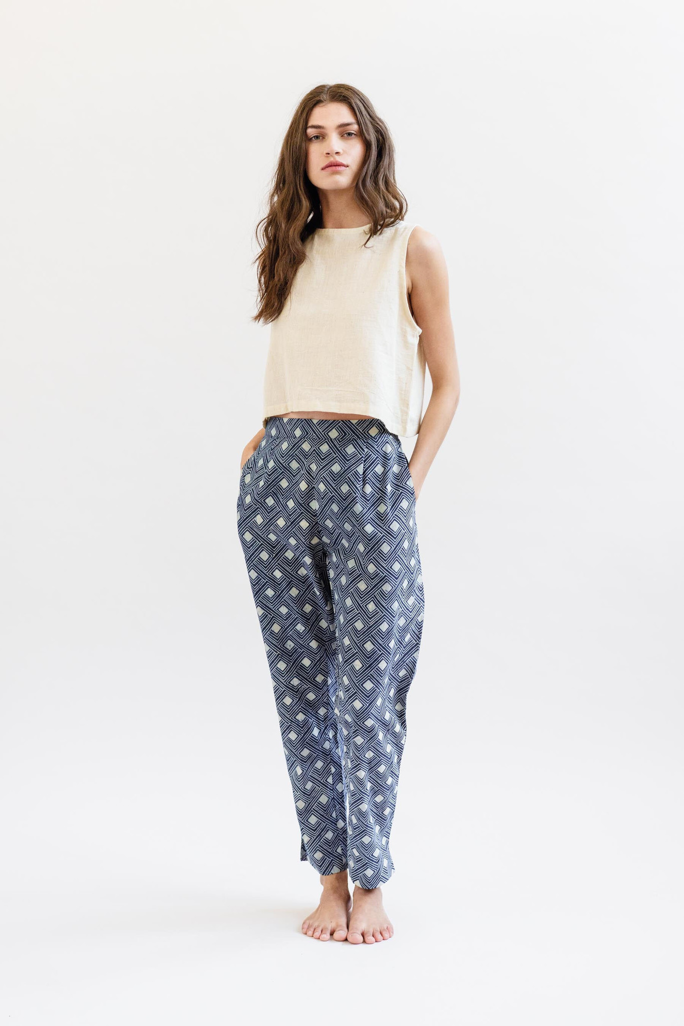 Maelu Maelu Cotton Lounge Pant