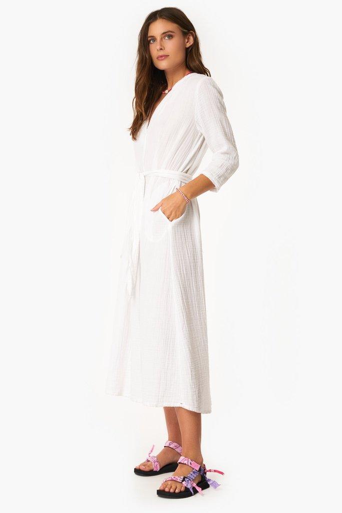 Xirena Xirena Joni Cotton Gauze Dress - S