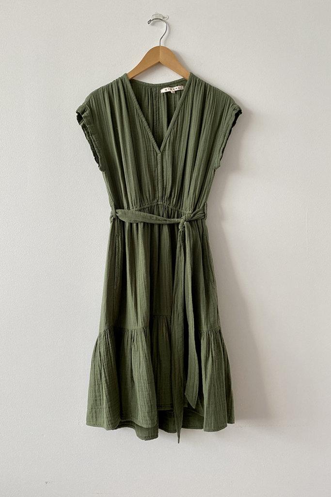 Xirena Xirena Maren Cotton Gauze Dress