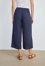 Velvet Velvet Nyleen Cotton Gauze Wide Leg Pants