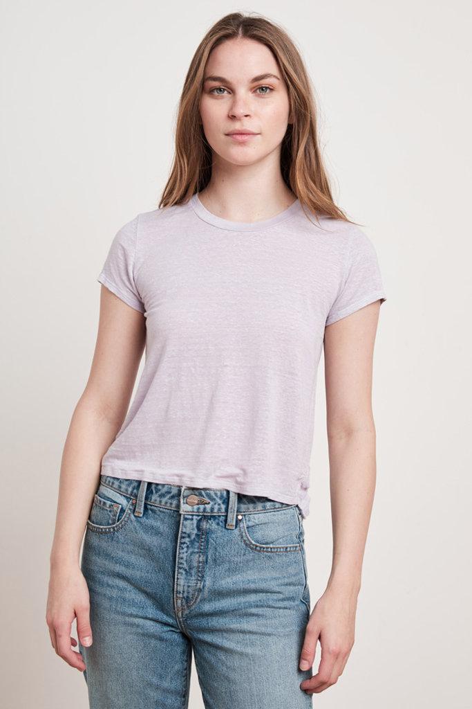 Velvet Velvet Casey Knit Tee - Size L