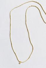 Iwona Ludyga ILD Beaded Serpent Necklace