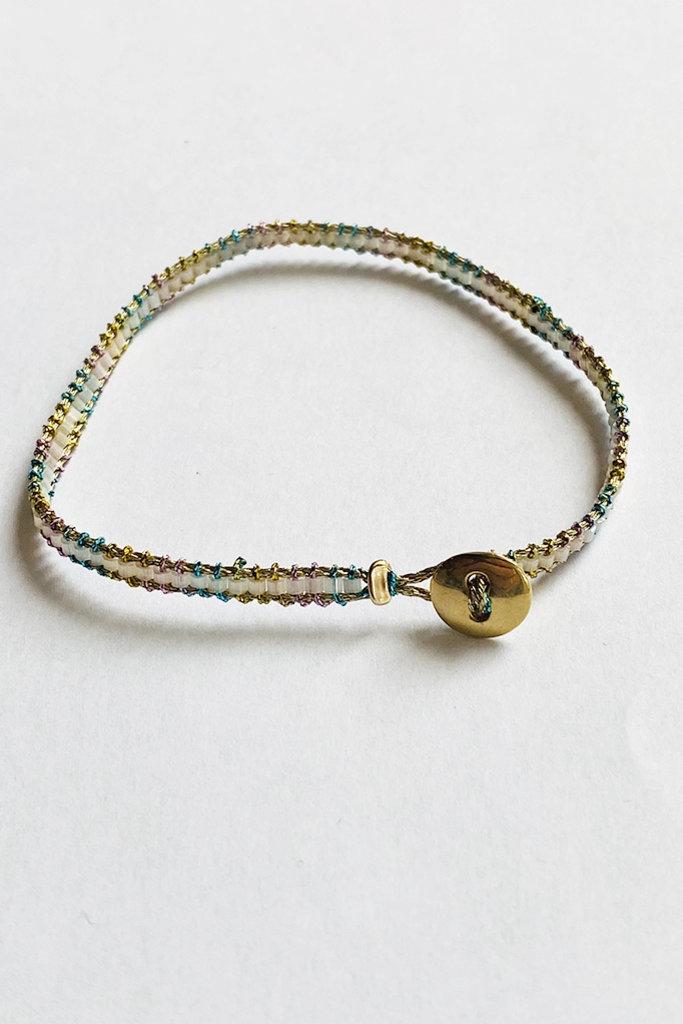 Iwona Ludyga ILD Beaded Serpent Bracelet - Multiple Colors