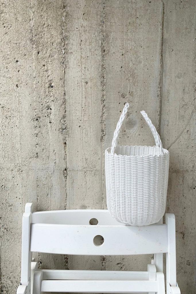 Palorosa Palorosa Woven Lined Bucket Bag  - Multiple Colors