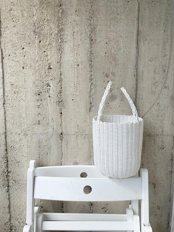 Palorosa Woven Lined Bucket Bag  - Multiple Colors