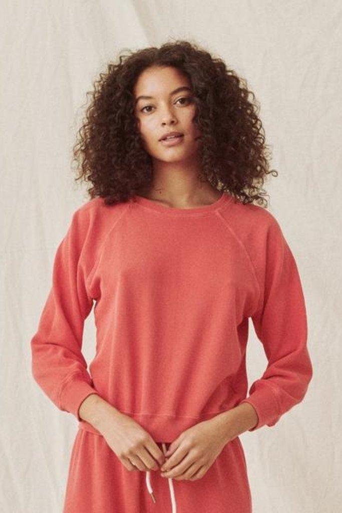 The Great Shrunken Cotton Sweatshirt