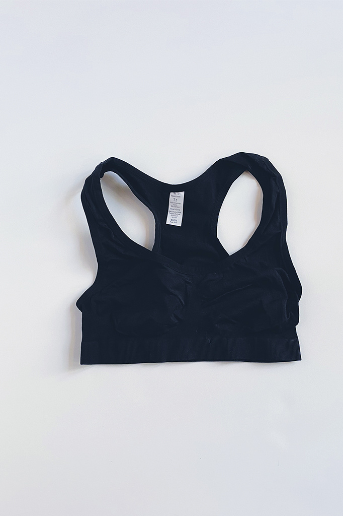 Shen Racer Back Bra - Multiple Colors