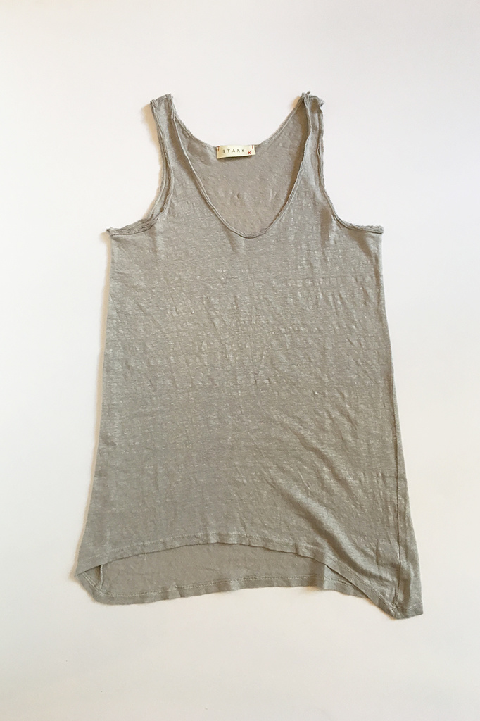 Starkx Classic Linen Tank - Multiple Colors