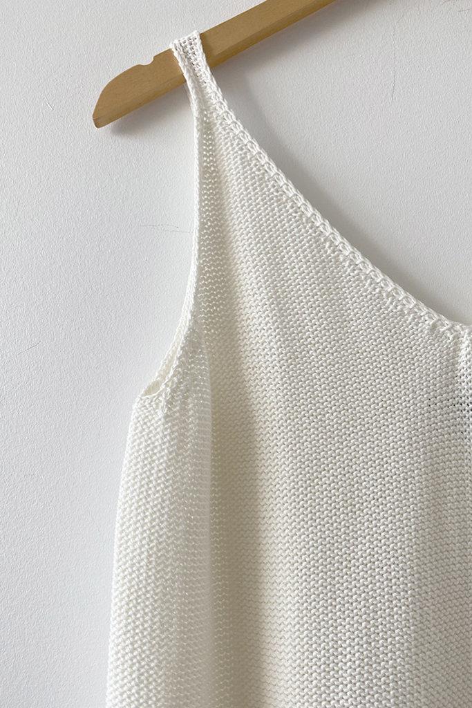 Rita Row Rita Row Cotton Knit Tank