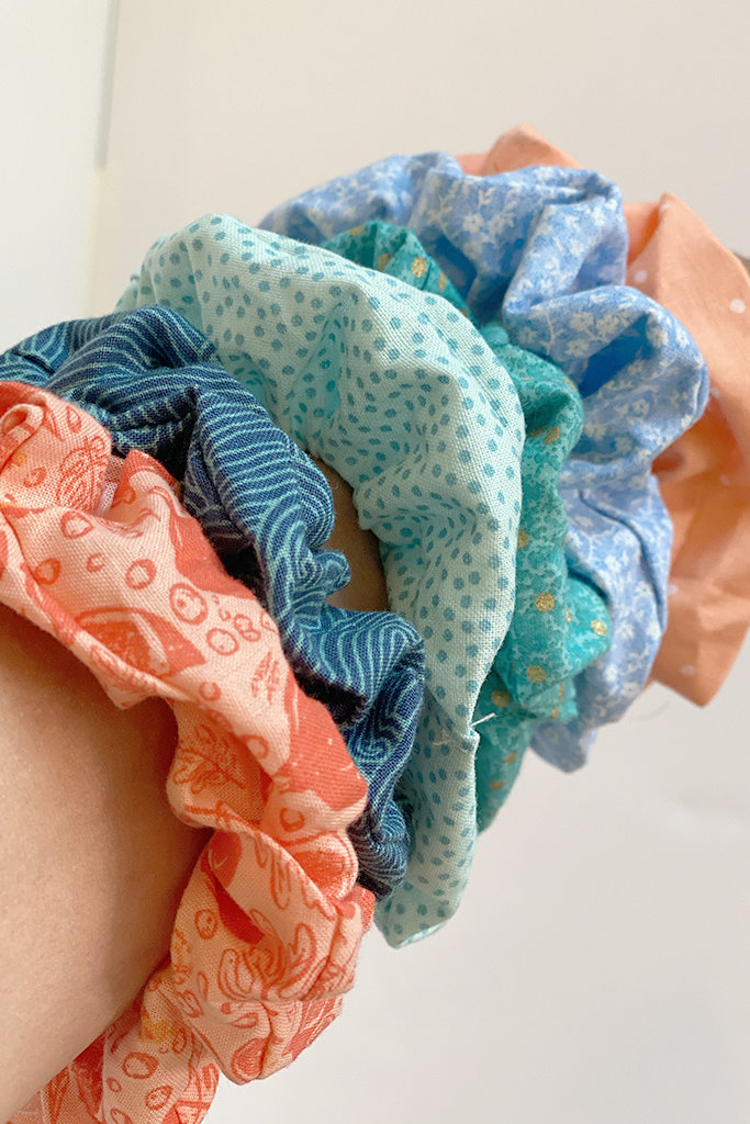 Scrunchies by Ava