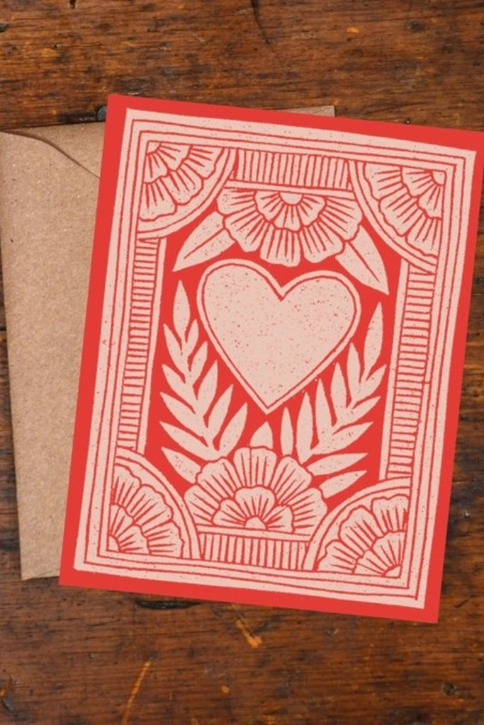 Katharine Watson Assorted Block Print Cards