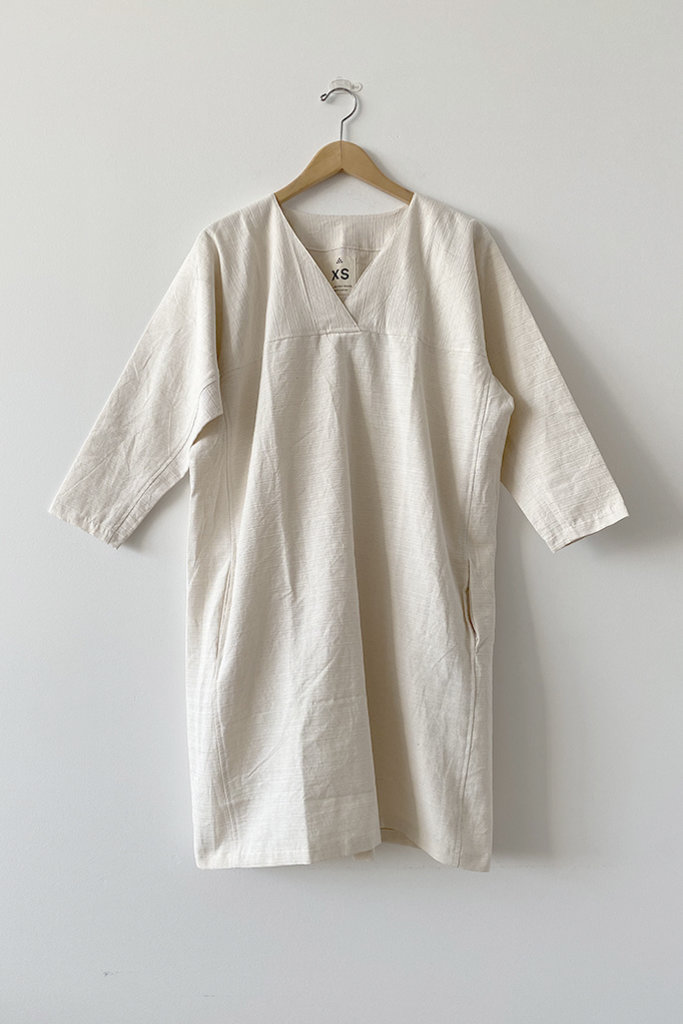 New Market Goods New Market Goods Khadi Cotton Tunic