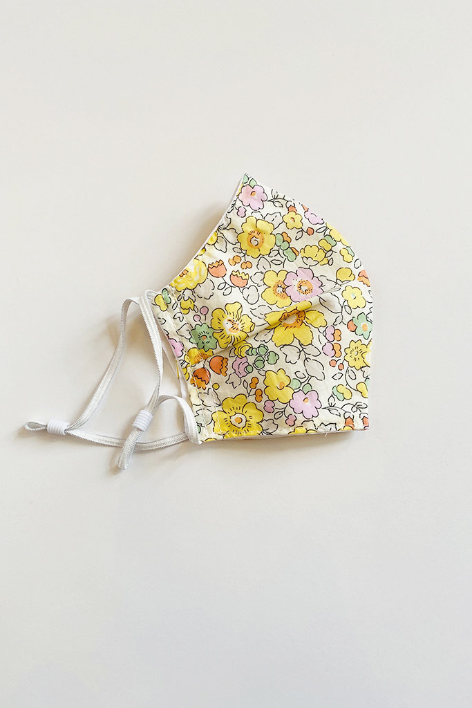 A. Cheng Liberty Cotton Shaped Masks- multiple colors