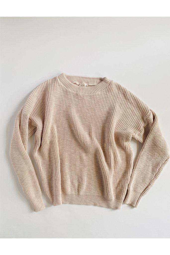 It is Well LA Pull On Cotton Sweater - Mulitple Colors