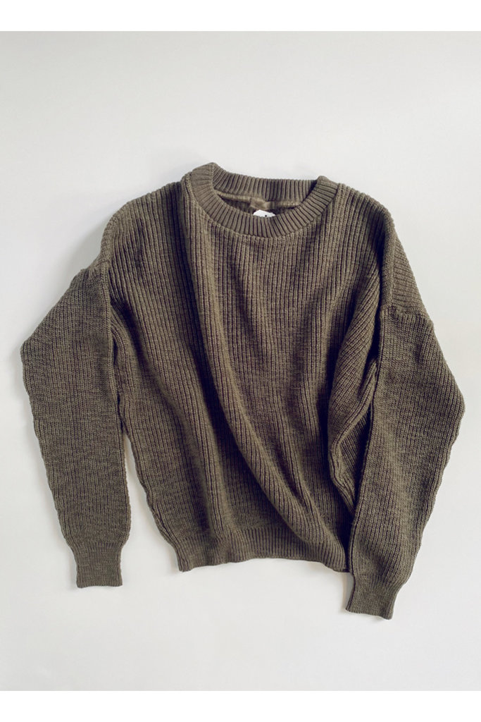It is Well LA Pull On Cotton Sweater - Multiple Colors
