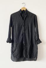 CP Shades Cecelia Crinkled Silk Cotton Shirt