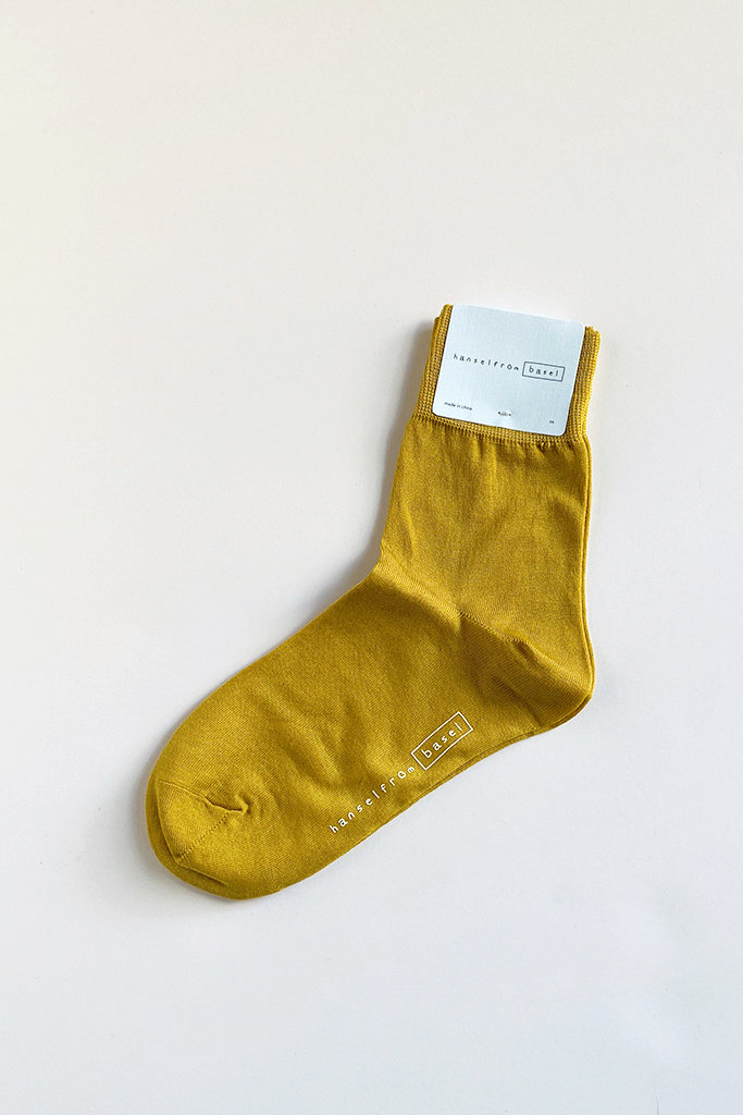 Hansel From Basel Hansel From Basel Trouser Crew Socks