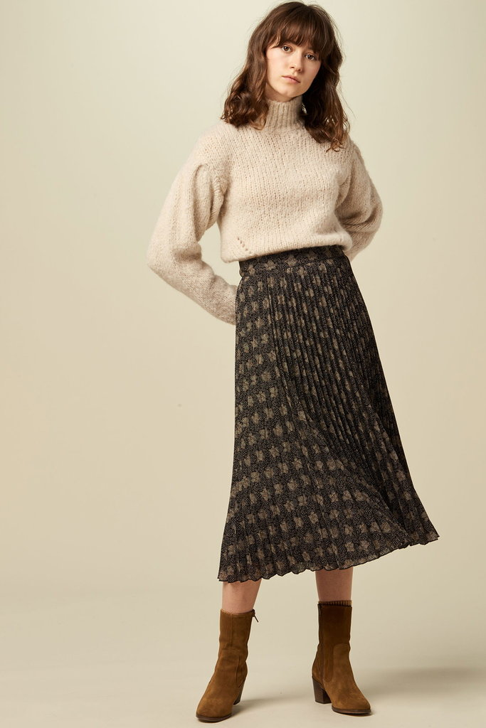 Sessun Nu Coleen Pleated Skirt - Size 38