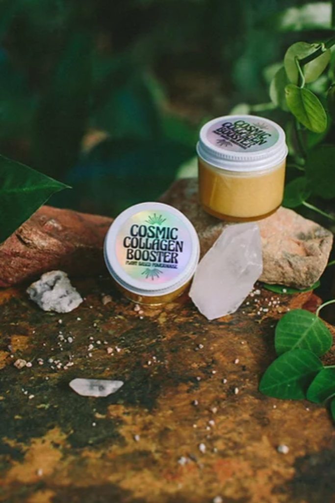 Wild Yonder Botanicals Wild Yonder Botanicals Cosmic Collagen Booster Mask