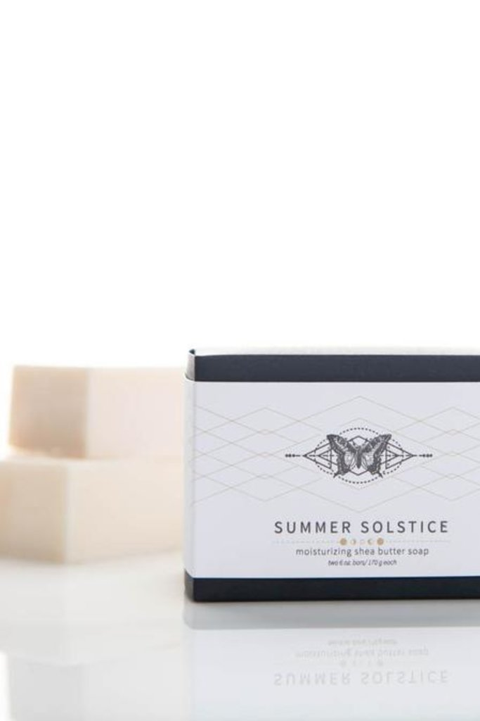 Formulary 55 Formulary 55 Shea Butter Soap - Summer Solstice