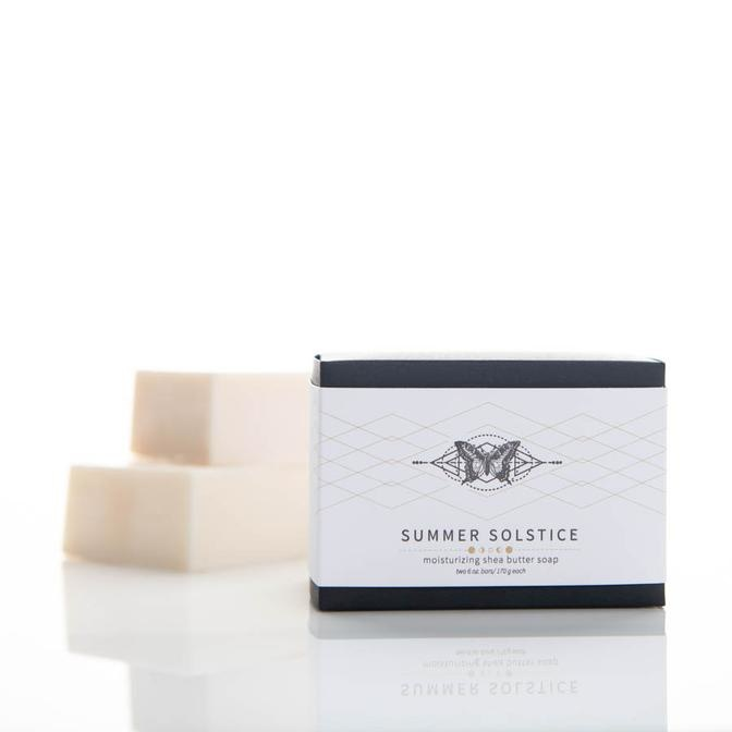 Formulary 55 Formulary 55 Shea Butter Soap - Summer Solstice