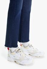 Mother Mother Hustler Ankle Fray Bootcut Jeans