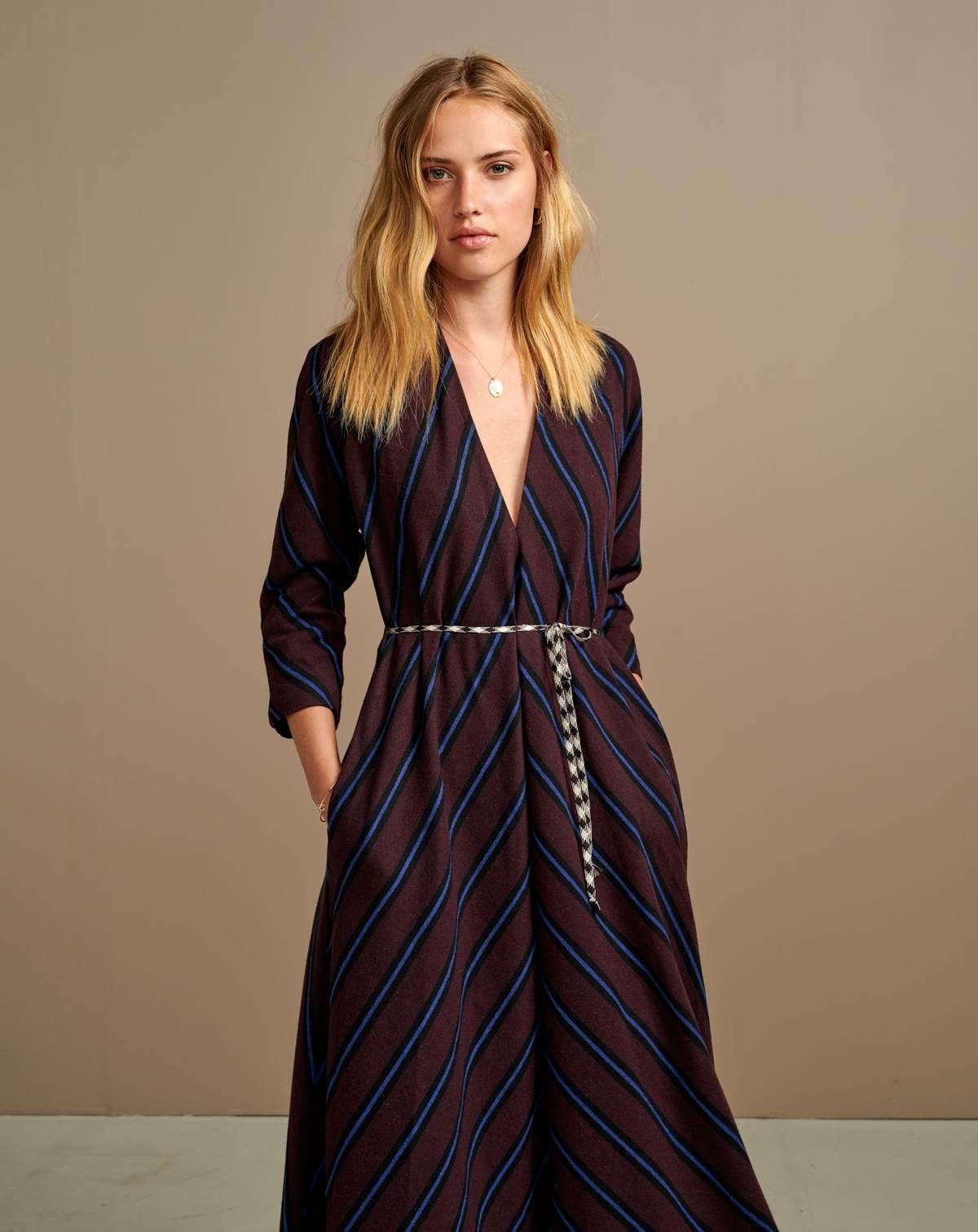 Bellerose Bellerose Acryl Chevron Dress