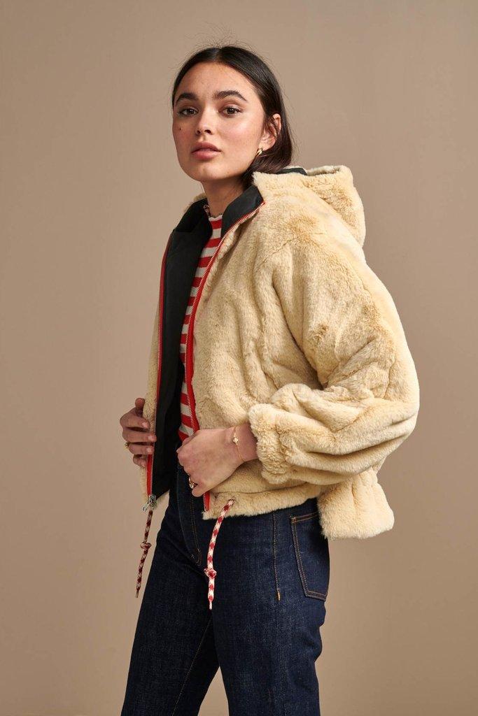 Bellerose Bellerose Loud Reversible Short Coat XS