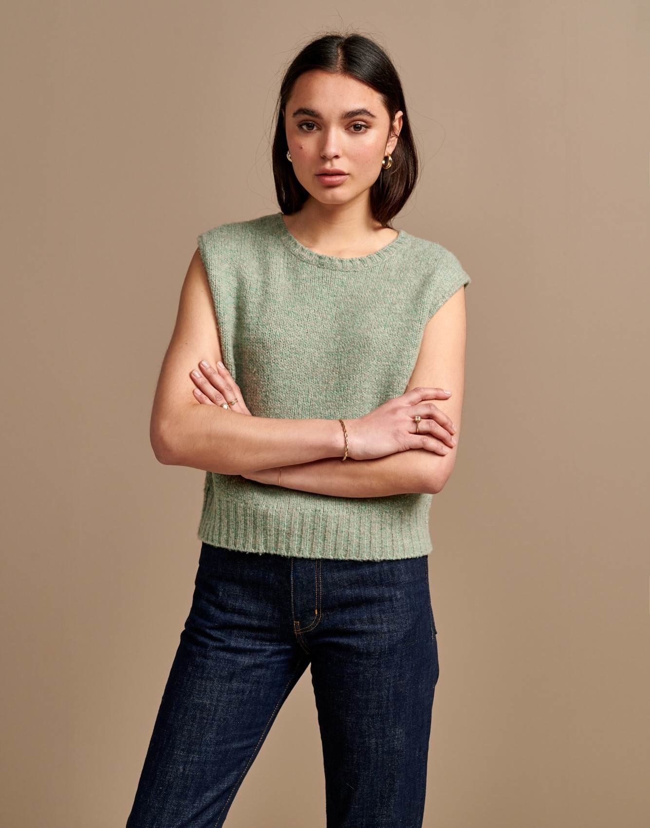 Bellerose Bellerose Gywo Sleeveless Knit Top