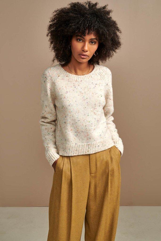 Bellerose Bellerose Gando Confetti Wool Sweater