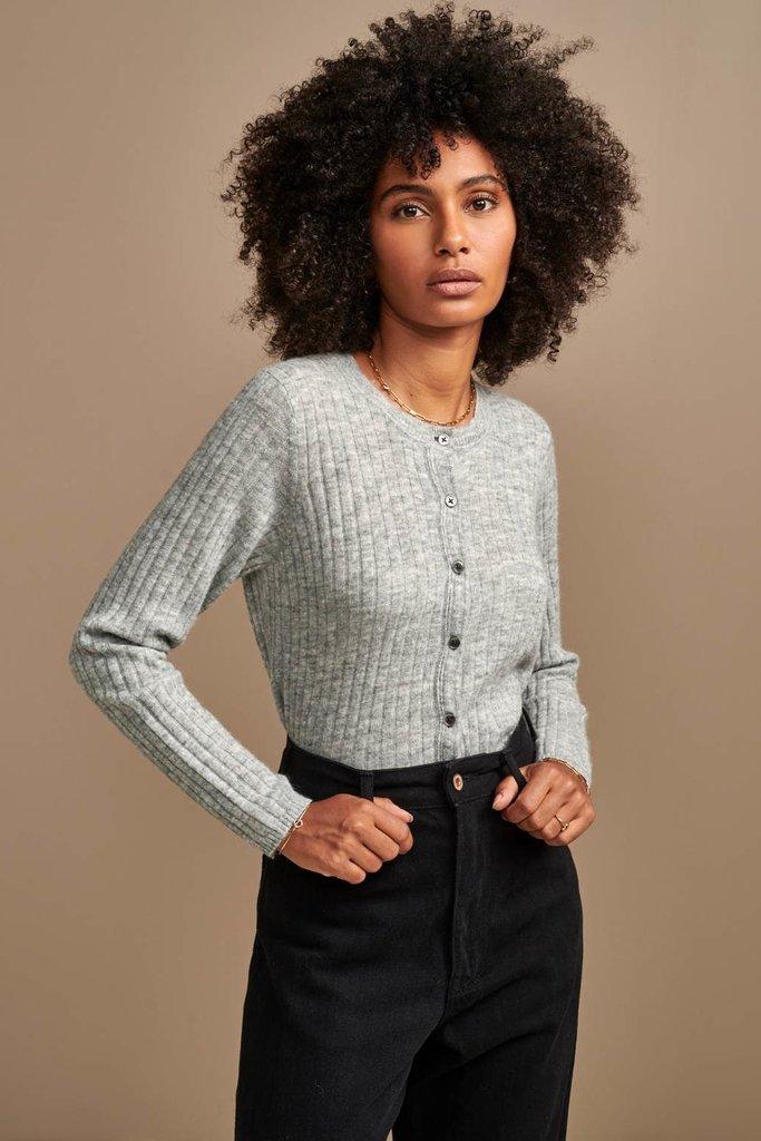 Bellerose Bellerose Gixul Wool Blend Cardigan