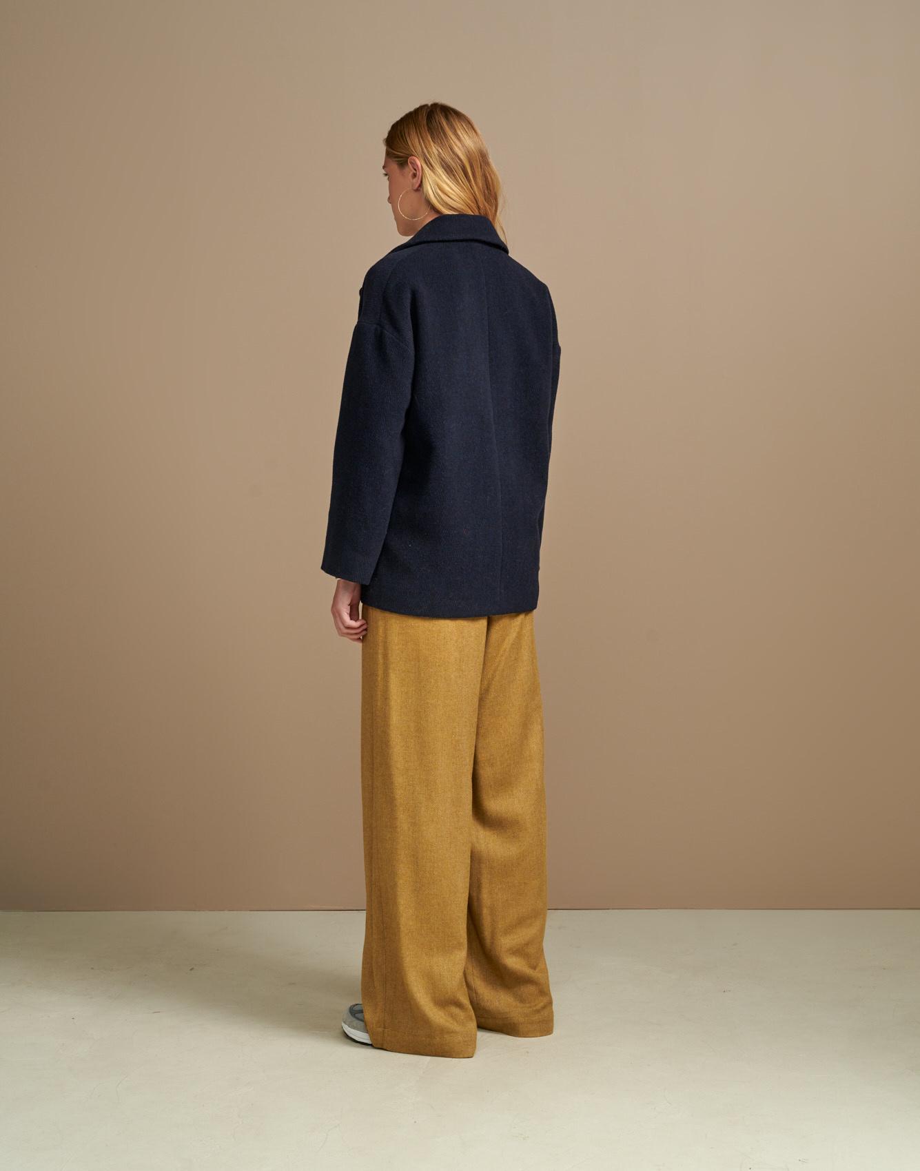 Bellerose  Bellerose Vedder Subtle Herringbone Jacket