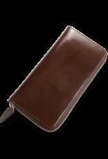 Il Bussetto Il Bussetto Horizontal Zip Wallet