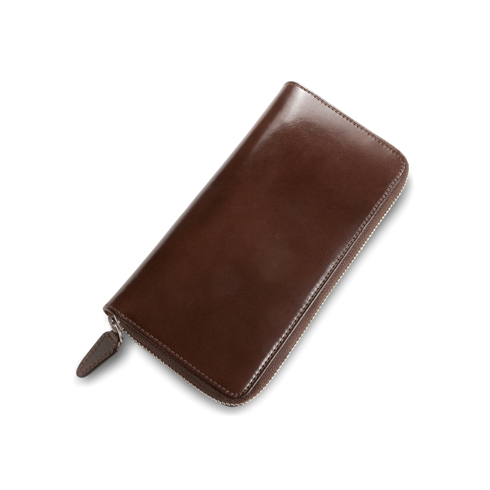Il Bussetto Il Bussetto Horizontal Zip Wallet - Multiple Colors