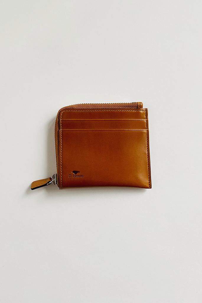 Il Bussetto Il Bussetto Zip Wallet - Multiple Colors
