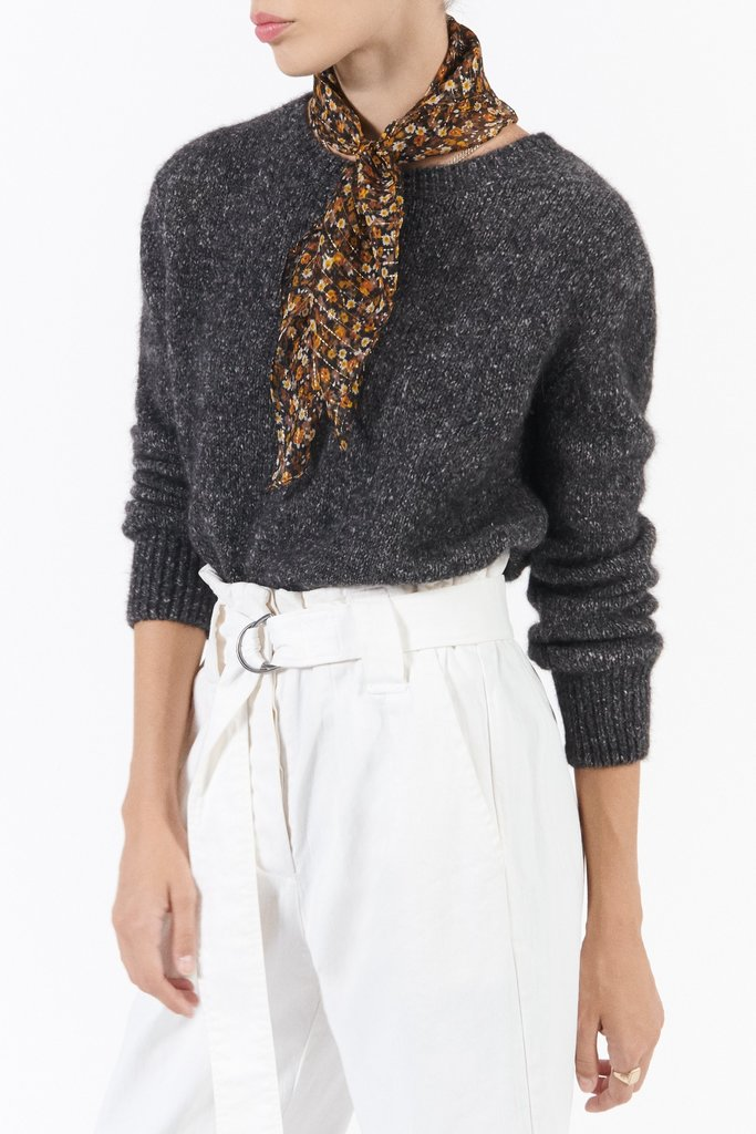 masscob Hill Alpaca Blend Sweater - Size M