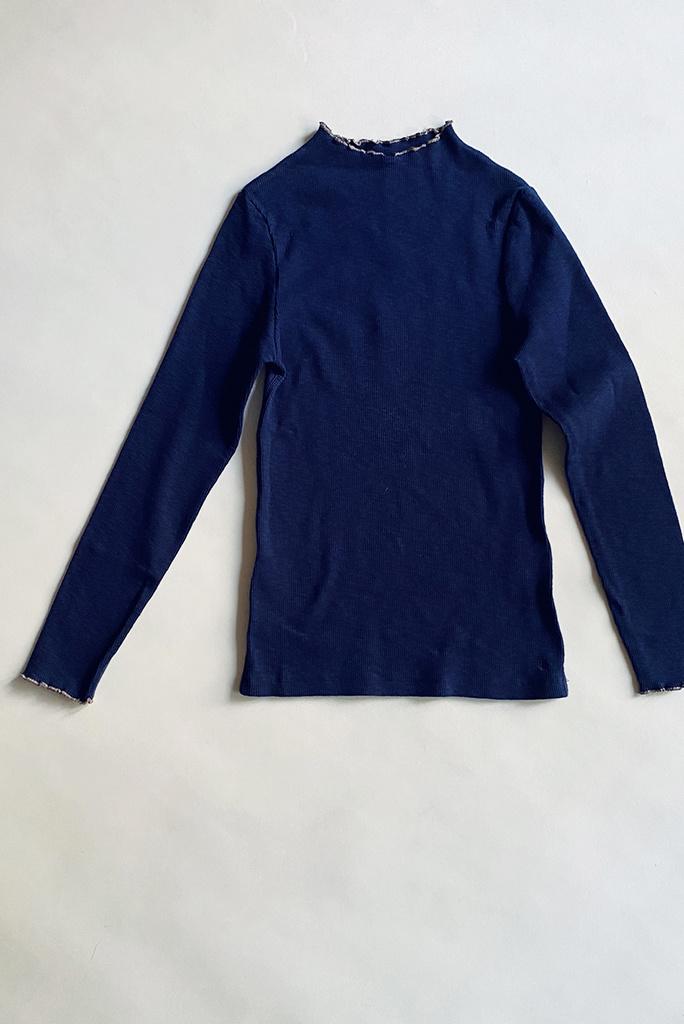 Bellerose Bellerose Niba Solid Knit Top