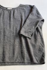Sibella Boxy Brushed Cotton Top